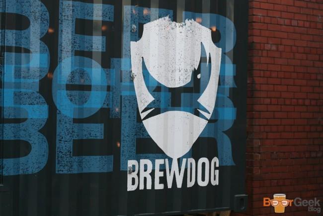 BrewDog's Truck Norris