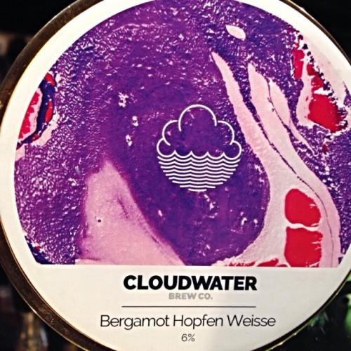 Cloudwater - Bergamot Hopfen Weisse