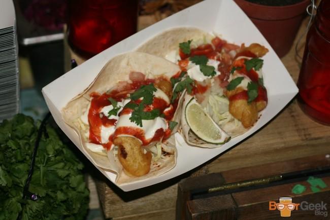 Margo & Rita - Baja Fish Tacos