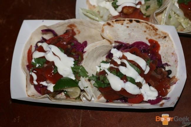 Margo & Rita - Cactus Veggie Tacos