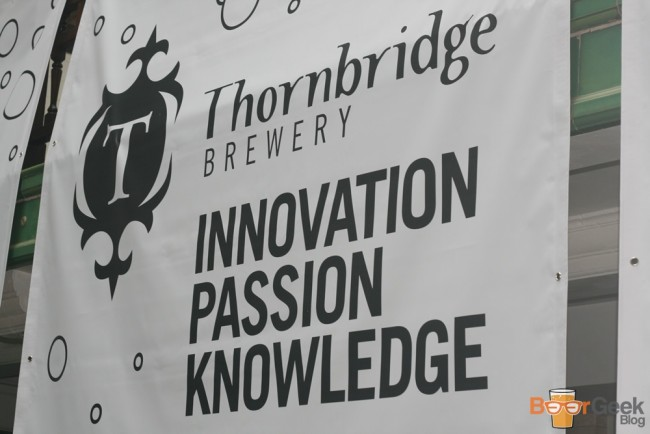 Thornbridge sign