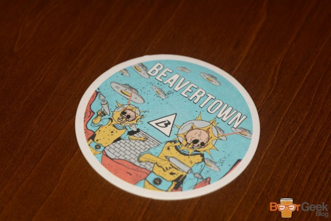 Beavertown Coaster