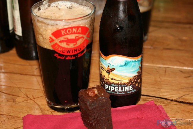Kona - Pipeline & Brownie