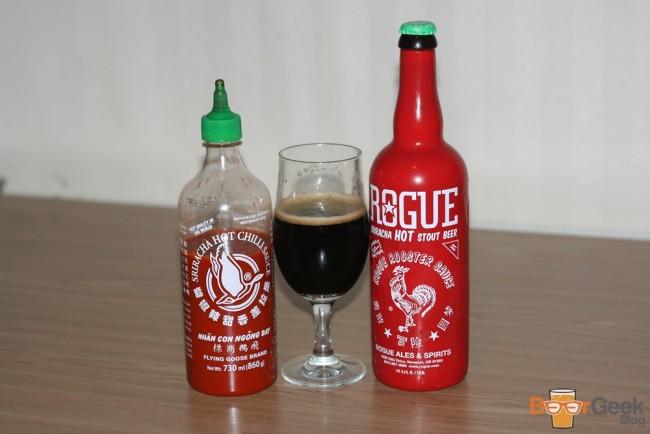 Rogue - Sriracha Hot Stout