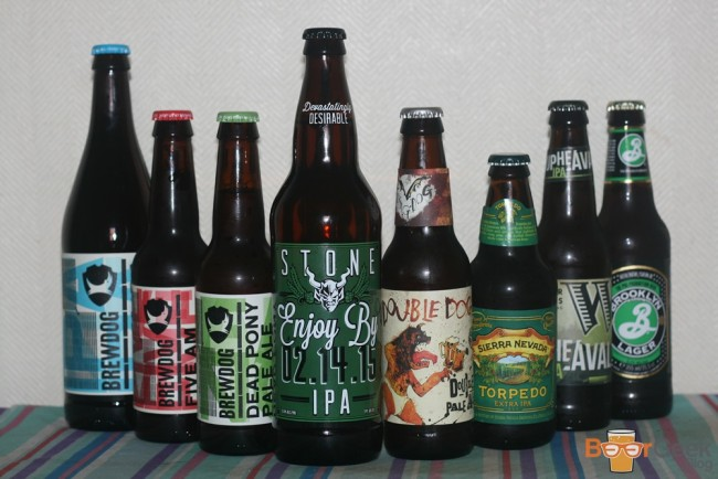 Superbowl Beers