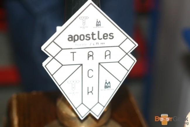 Track - Apostles