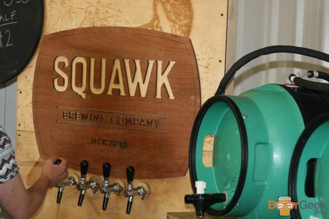Squawk Taps