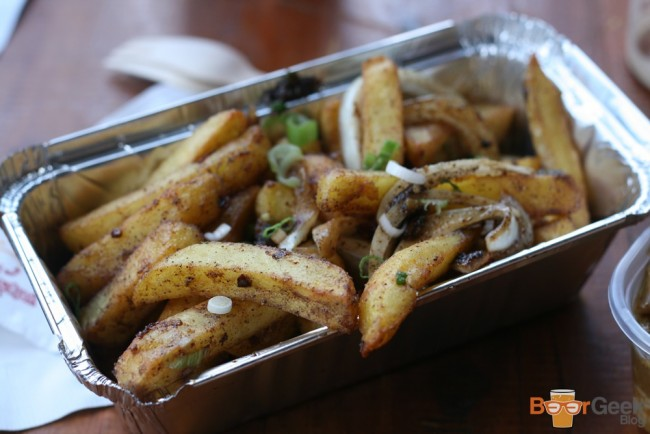Nasi Lemak: Salt & Pepper Chips