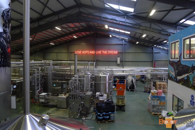 Brewery Inside Far