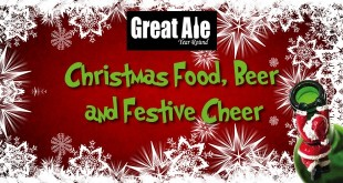 Christmas Food & Beer @ Great Ale