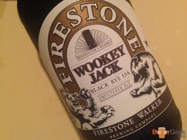 Firestone Walker - Wookey Jack