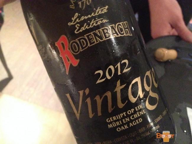 Rodenbach - Vintage 2012
