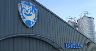 BrewDog Brewery Tour & DogTap, Ellon