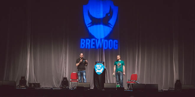 BrewDog Punk AGM 2015
