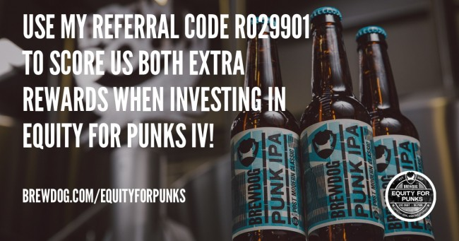 Invest In Brewdog