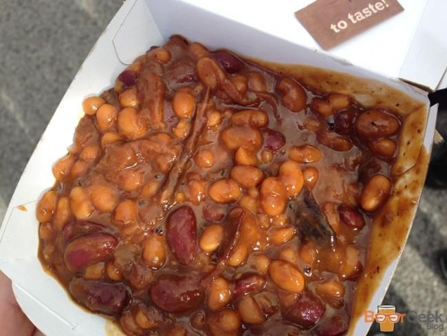 Longhorns BBQ Beans