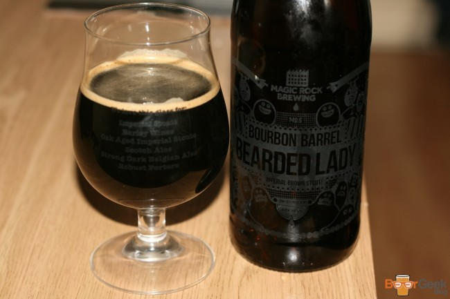 Magic Rock - Bearded Lady Bourbon Barrel Aged