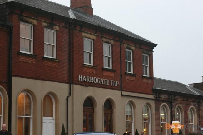 Outside Harrogate Tap