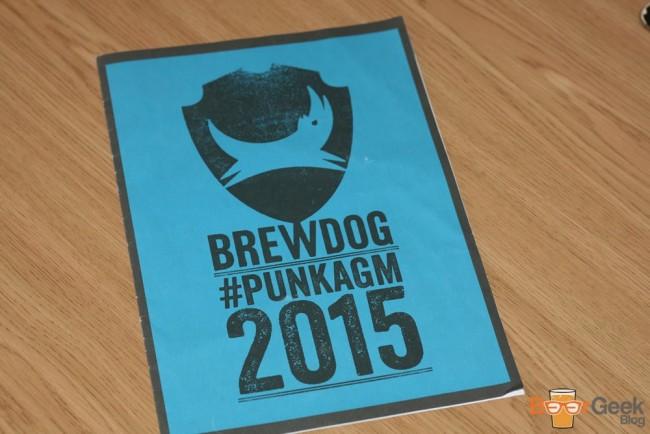 Punk AGM 2015