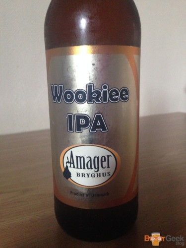 Amager - Wookiee IPA