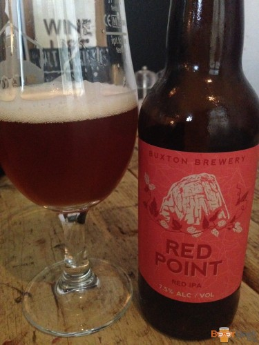Buxton - Red Point IPA