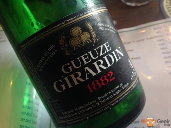 Girardin - Gueuze Guardian 1882