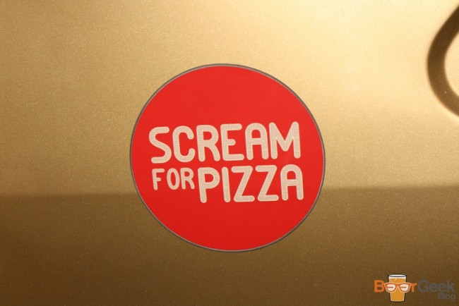 Scream For Pizza