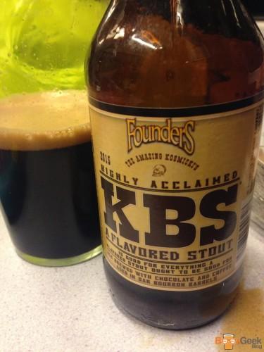 KBS - Train Beer