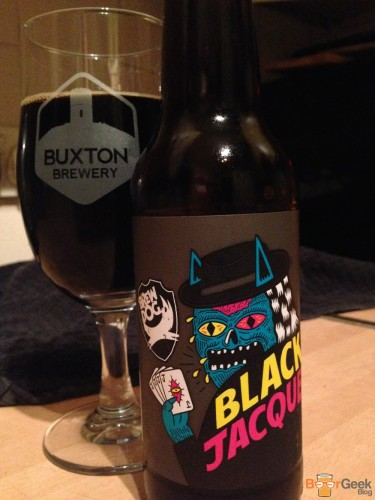 BrewDog - Black Jacques