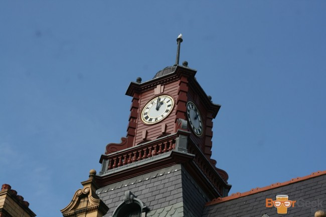 Victoria Baths Clock