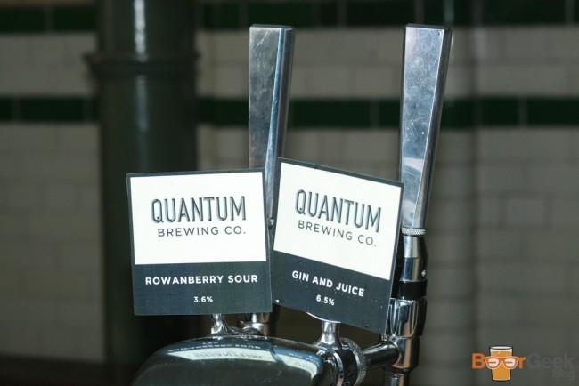 Quantum Taps
