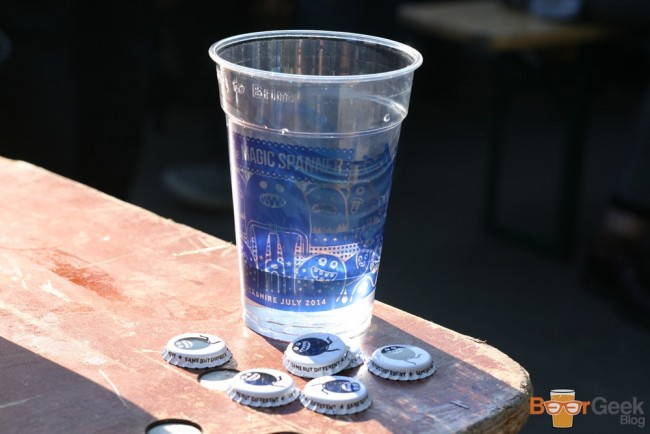 Token Cup with Water