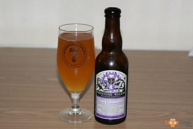 Wild Beer / Firestone Walker - Violet Underground