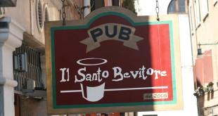 Il Santo Bevitore, Venice