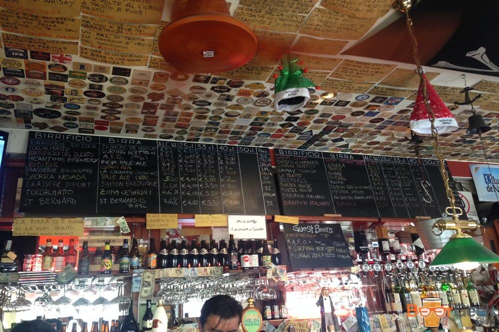 Craft Beer In Venice Italy