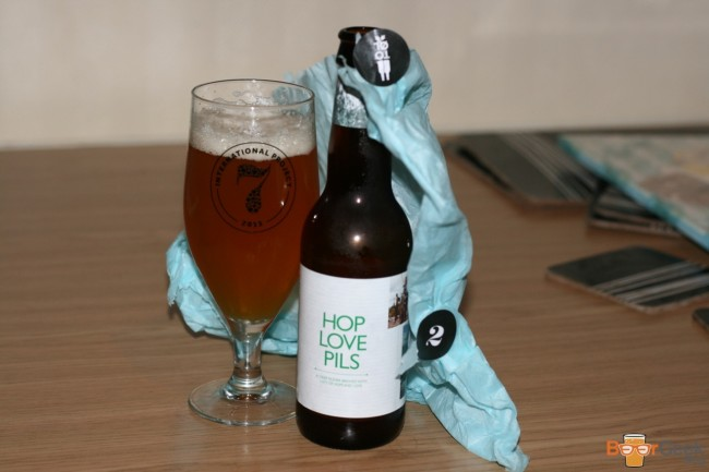 Day 02 - Hop Love Pils