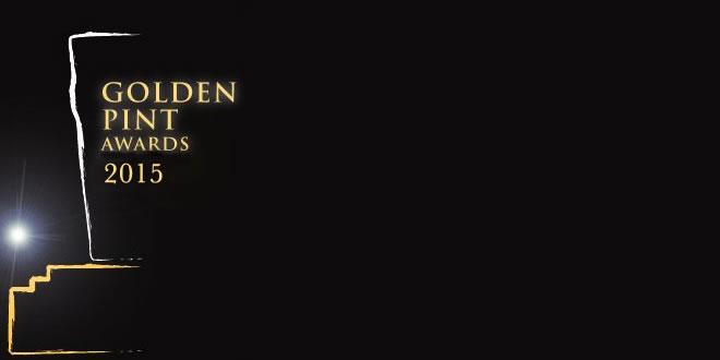 Golden Pint Awards 2015