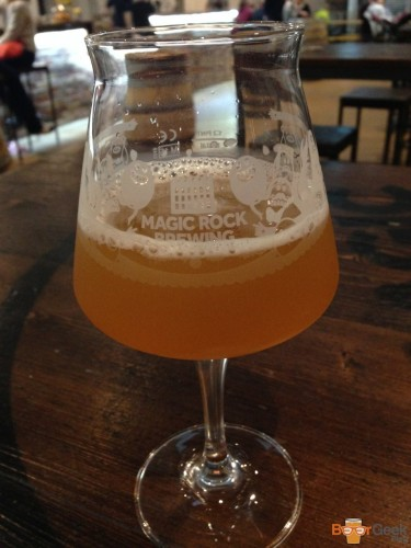 Magic Rock Brewing - Rhubarbarella