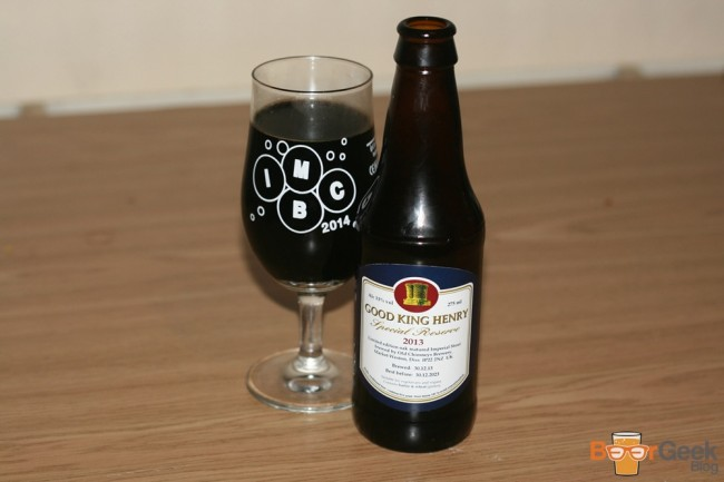 Old Chimneys - Good King Henry Special Reserve (2013 Vintage)