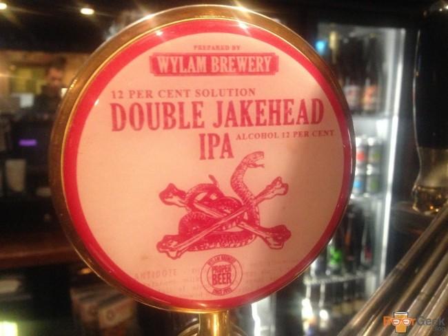 Wylam - Double Jakehead IPA