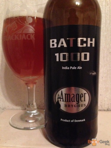 Amager - Batch 1000