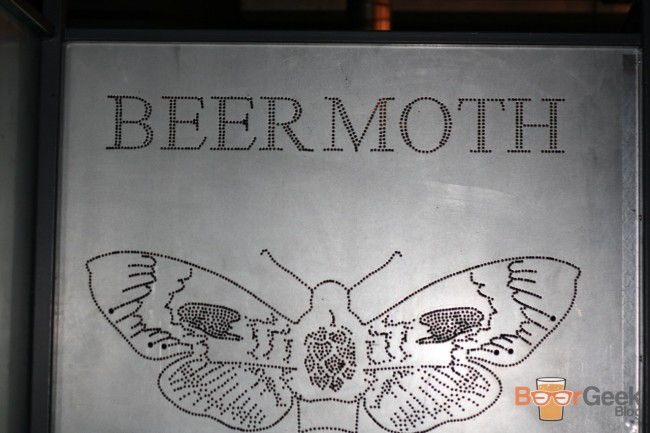 Beermoth Logo
