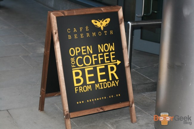 Cafe Beermoth