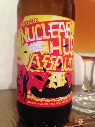 Mikkeller - Nuclear Hop Assault