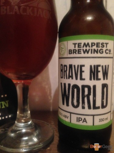 Tempest Brewing Co - Brave New World