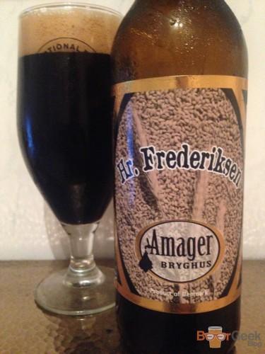 Amager - Hr.Frederiksen