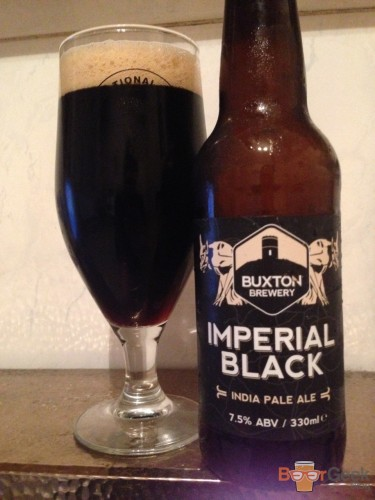 Buxton Brewery - Imperial Black