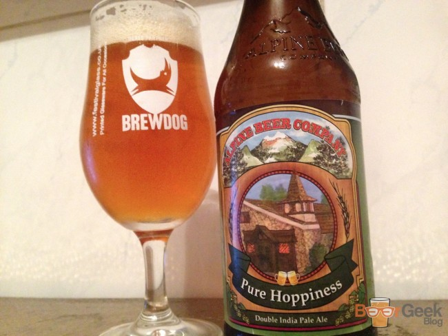 Alpine Beer Company - Pure Hoppiness