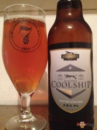 Elgood's Brewery - Coolship #1