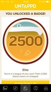 2,500 Club